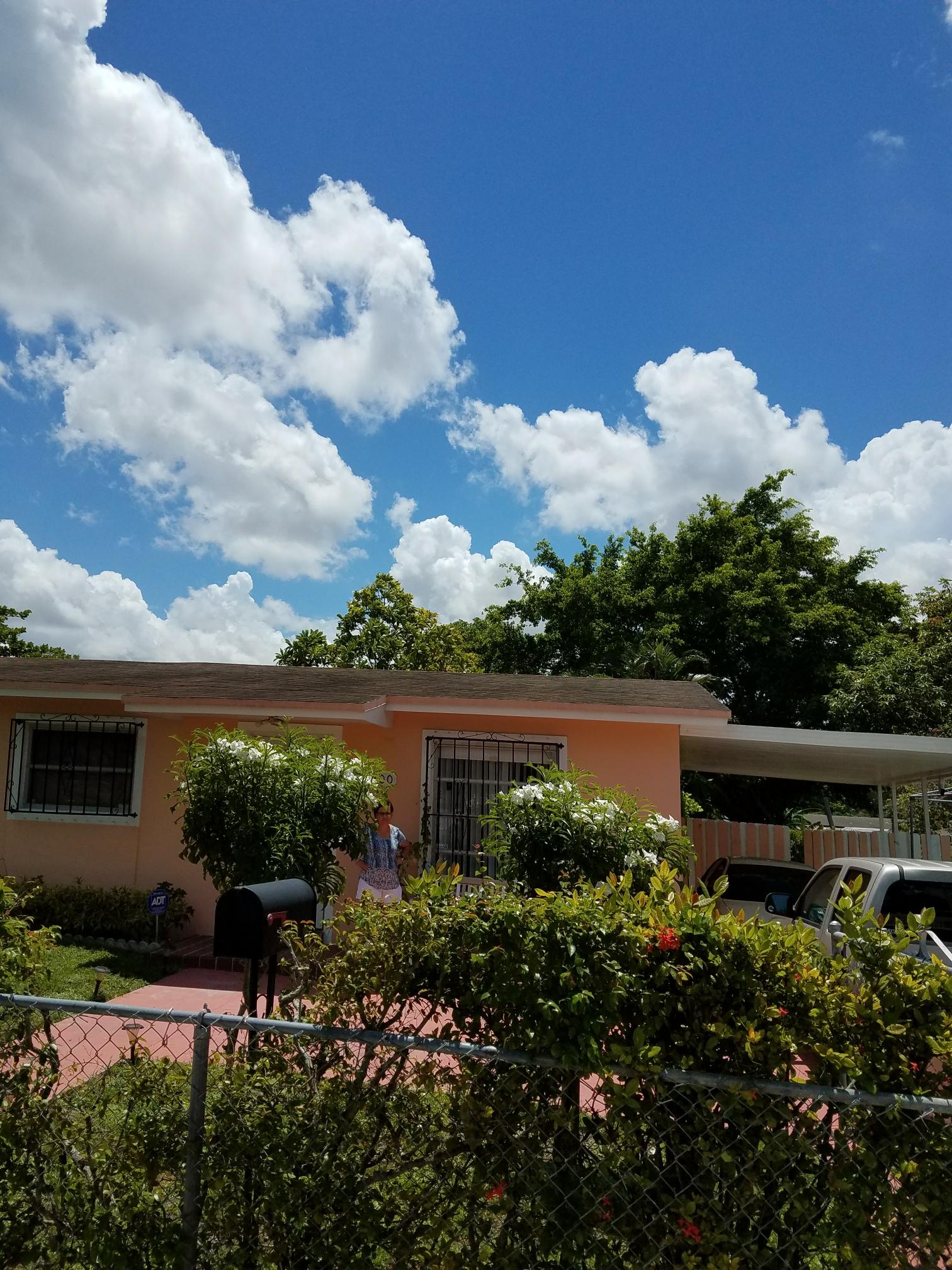 Opa-locka, FL - Shingle repair estimate in Miami