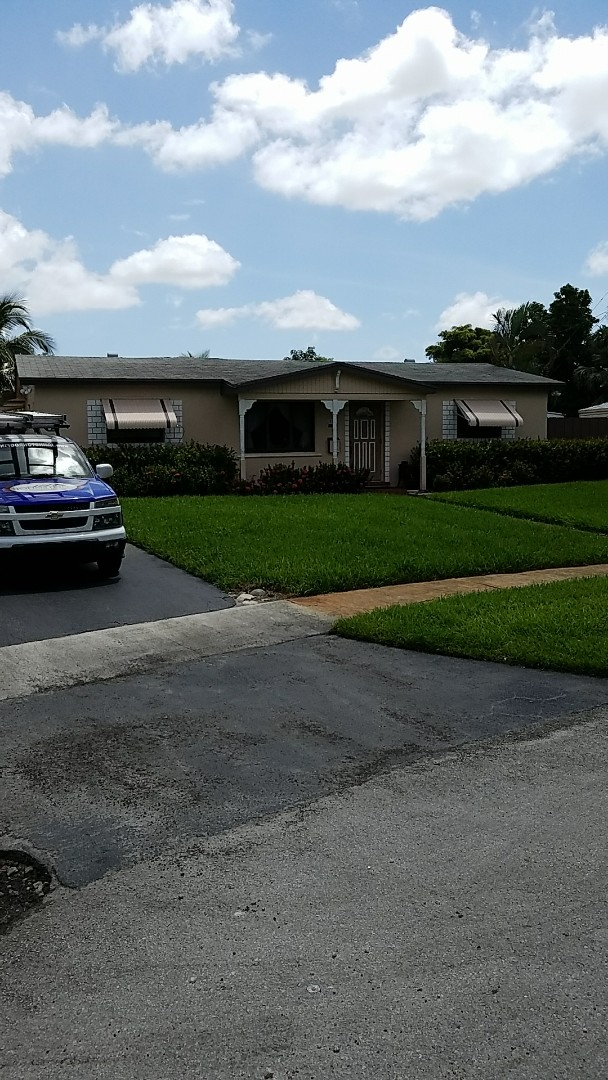 Hollywood, FL - GAF timberline HD shingle reroof estimate  done by AJ from Earl Johnston Roofing