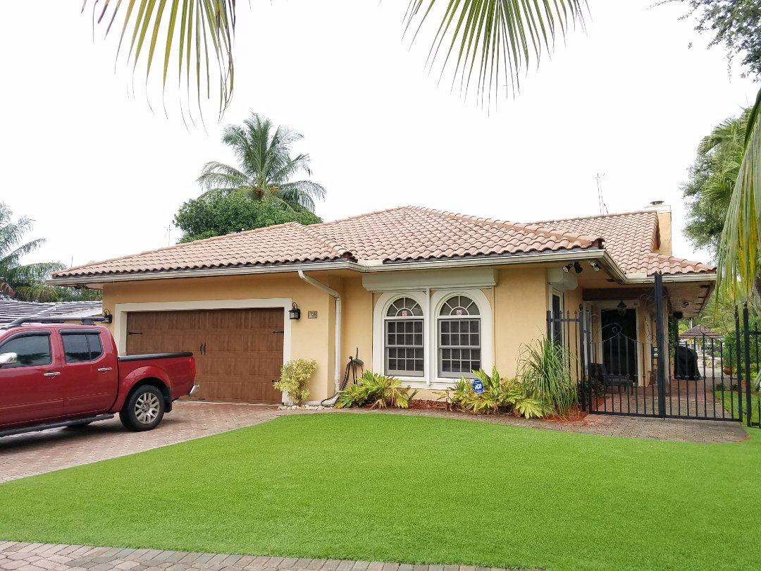 Fort Lauderdale, FL - Tile reroof estimate in Fort Lauderdale, FL