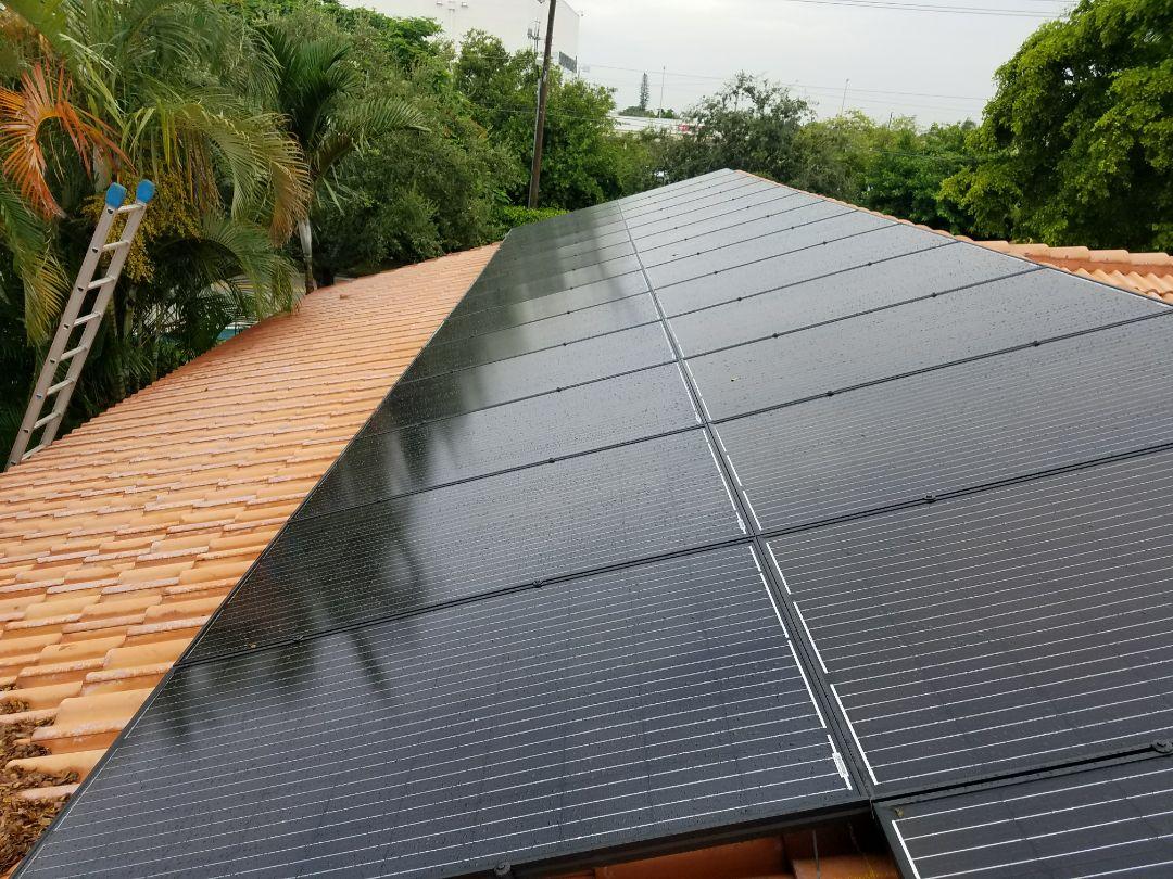 Fort Lauderdale, FL - Tile roof repair estimate in Fort Lauderdale, FL