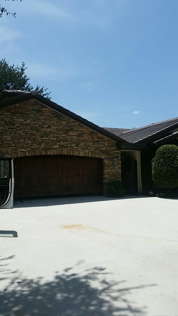 Weston, FL - Repairing roof tile valley in Weston