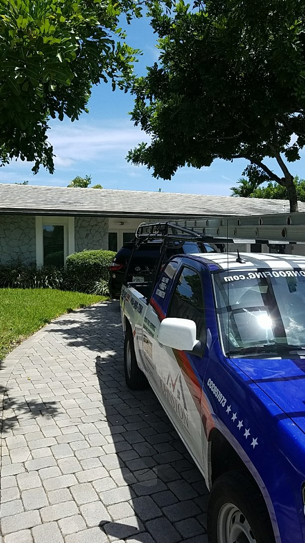 Miami, FL - Entegra Estate  Tile reroof estimate done by AJ from Earl Johnston Roofing
