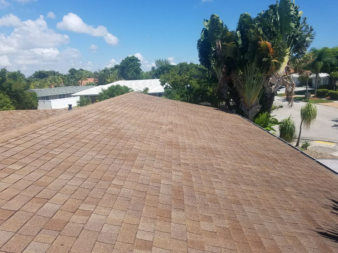 Miami, FL - Tile reroof estimate in Miami, FL
