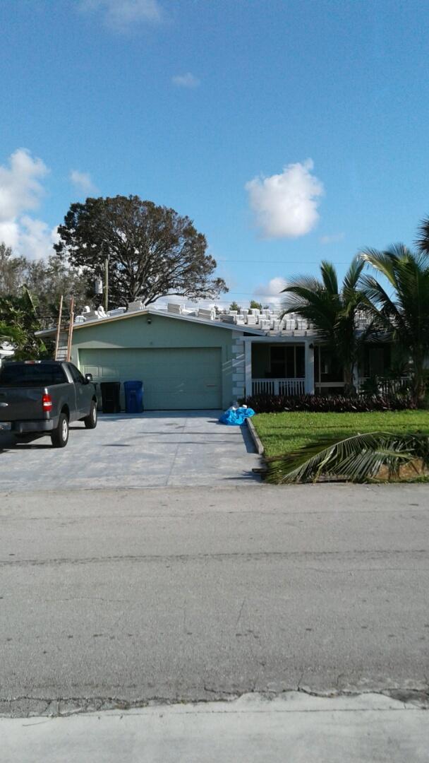 Fort Lauderdale, FL - Roof Tile in progress ready for inspection