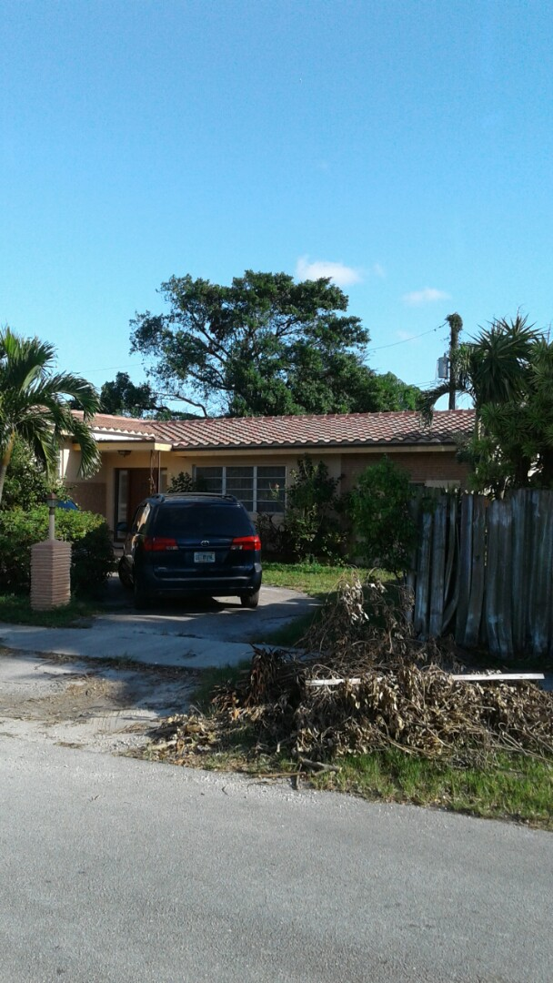 Miami, FL - Finished entegra bella high s roof tile and flat roof by earl w Johnston roofing llc