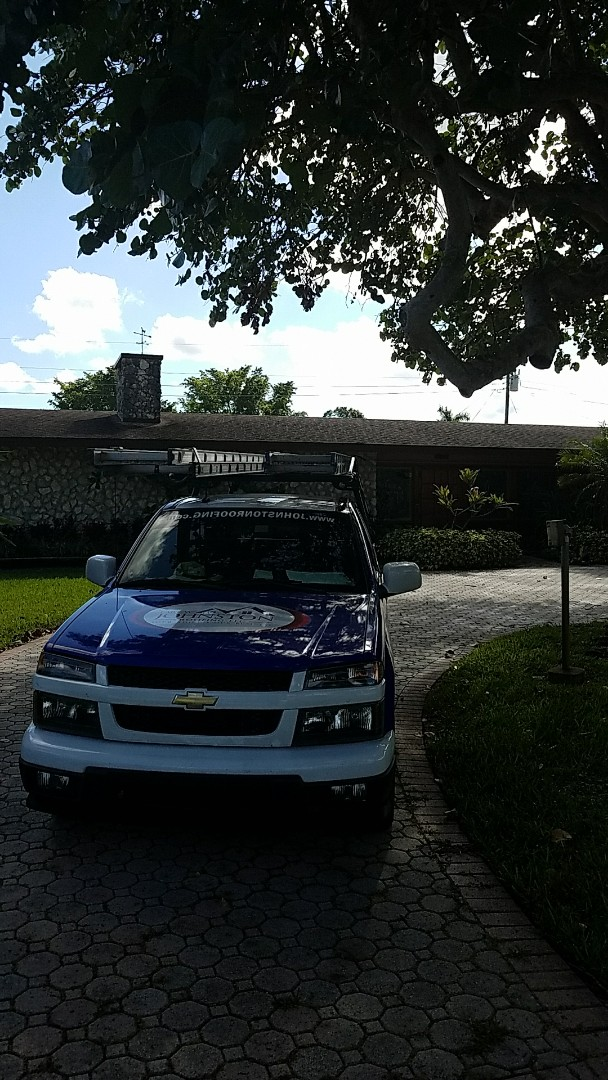 Hollywood, FL - Flat roof repair estimate by AJ from Earl Johnston Roofing