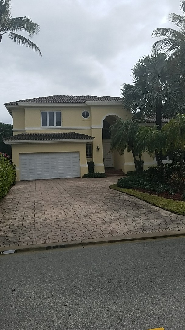 Golden Beach, FL - Tile roof replacement estimate by Earl Johnston Roofing