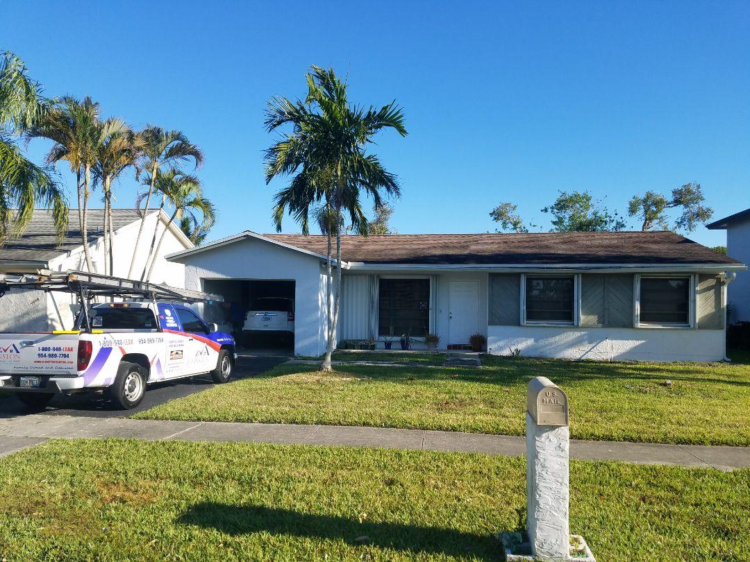 Sunrise, FL - GAF TIMBERLINE HD SHINGLE ROOF REPLACEMENT ESTIMATE SUNRISE, FL