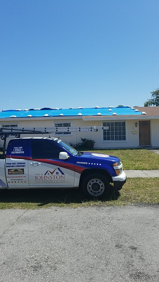 Miami Gardens, FL - GAF timberline HD shingle reroof estimate done by  Earl Johnston Roofing
