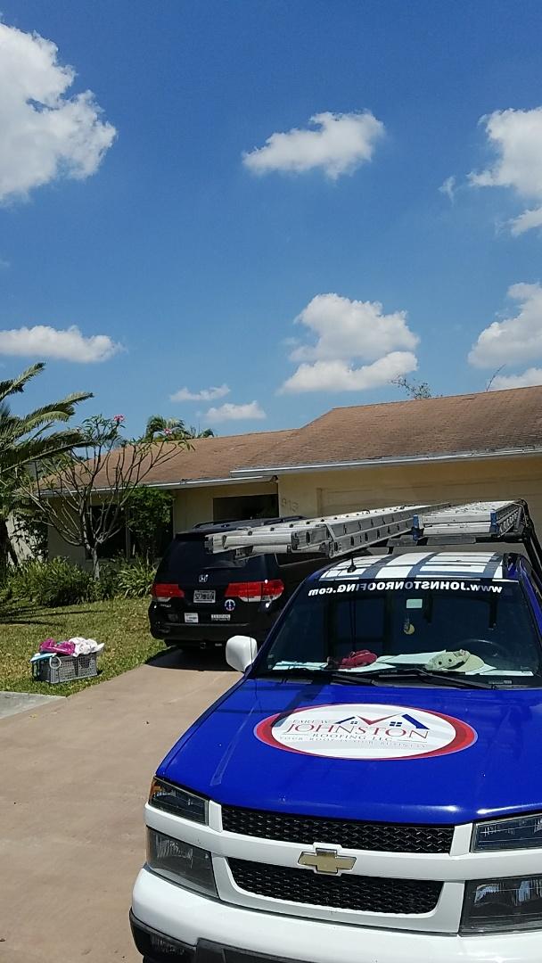 Dania Beach, FL - GAF timberline HD shingle reroof estimate done by  Earl Johnston Roofing