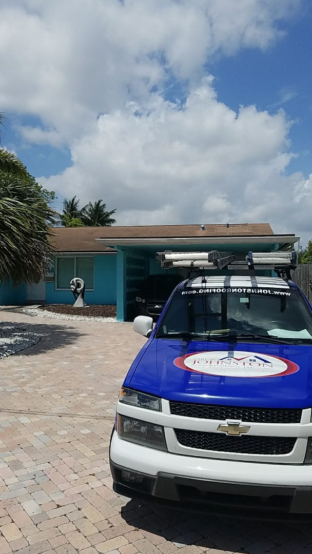 Wilton Manors, FL - GAF timberline HD shingle reroof estimate done by  Earl Johnston Roofing