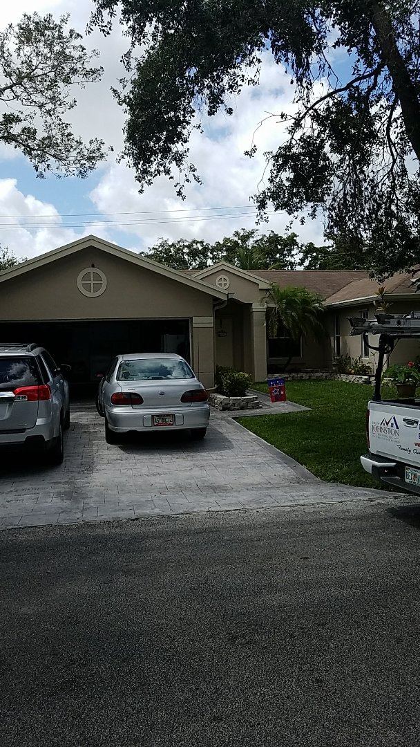 Coconut Creek, FL - GAF timberline HD shingle reroof estimate done by  Earl Johnston Roofing