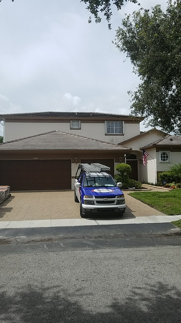 Sunrise, FL - Roof-A-cide treatment estimate by Earl Johnston Roofing Your Full Service Roofing Company