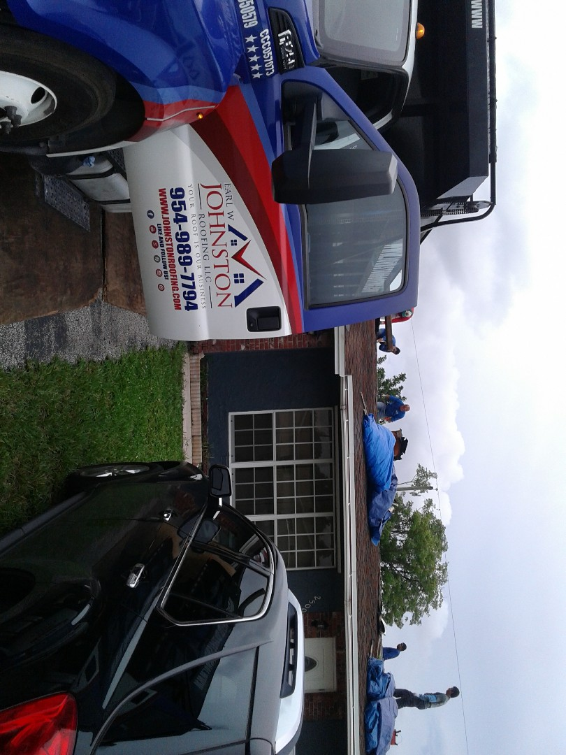 Sunrise Fl Earl W Johnston Roofing