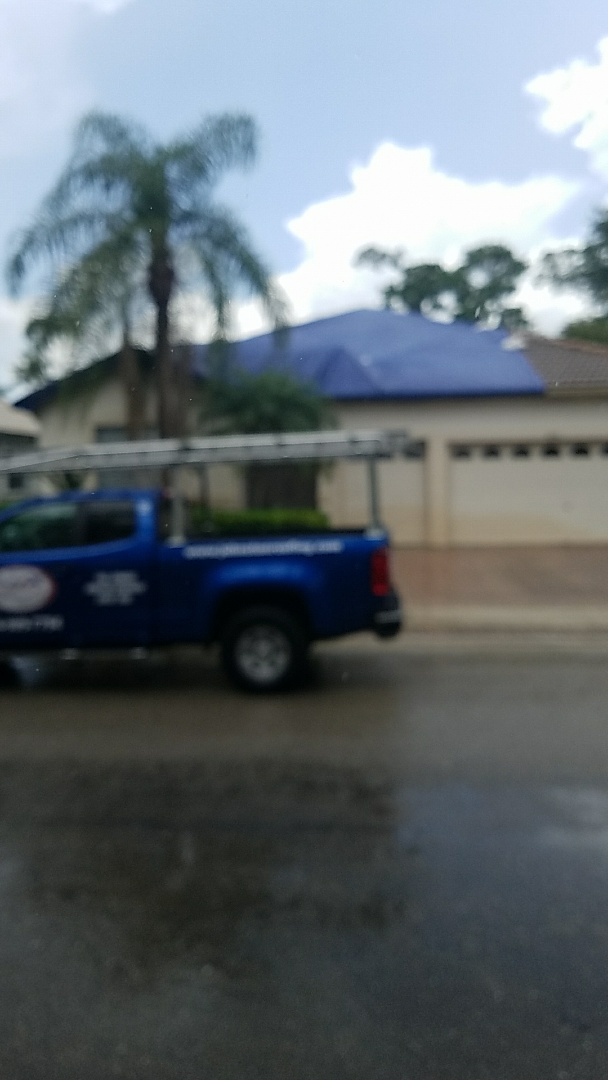 Tamarac, FL - Tile roof repair estimate done by Earl Johnston Roofing Your Full Service Roofing Company