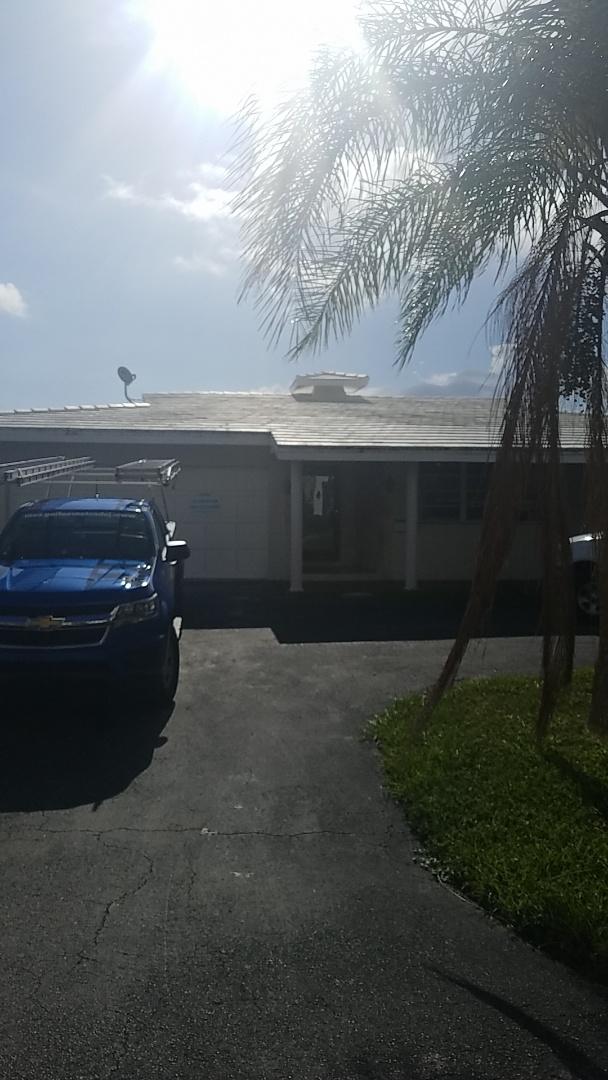 Pompano Beach Fl Earl W Johnston Roofing