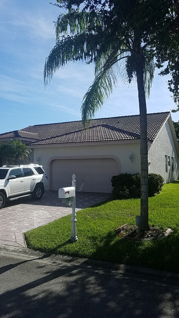 Parkland, FL - Eagle capistrano tiles reroof estimate by Earl Johnston Roofing Company