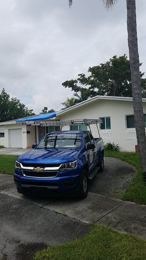 Aventura, FL - GAF timberline HD shingles reroof estimate by Earl Johnston Roofing Company