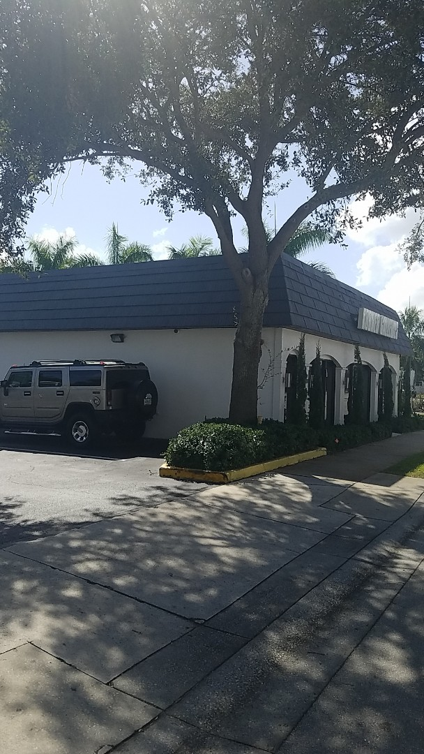 Dania Beach, FL - TPO commercial roof replacement estimate by Earl Johnston Roofing Company. Your full service roofing company