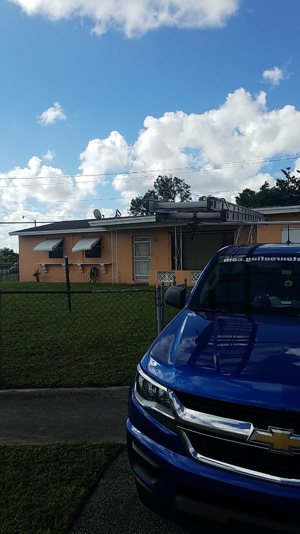 Miami Gardens, FL - GAF timberline HD shingles reroof estimate by  Earl Johnston Roofing