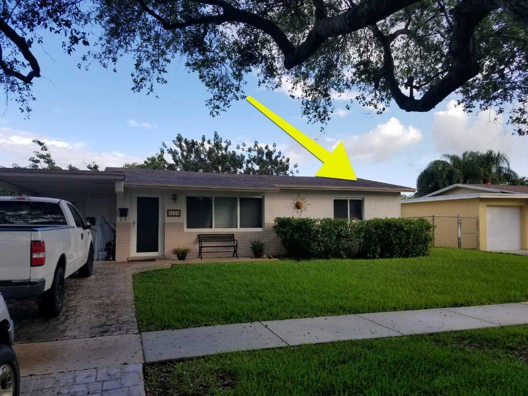 Cooper City, FL - Shingle roof replacement estimate in Cooper City, FL