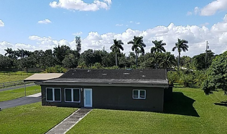 Southwest Ranches, FL - Gaf TIMBERLINE hd shingle and flat re-roof estimate in Southwest Ranches, FL