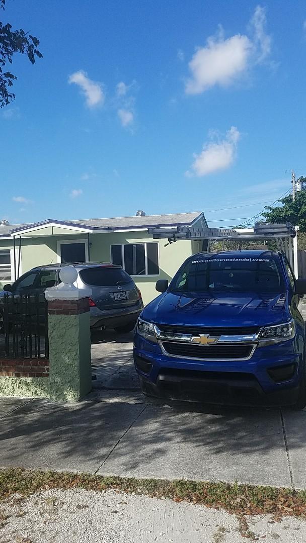 Opa-locka, FL - GAF timberline HD shingles reroof estimate by Earl Johnston Roofing Company