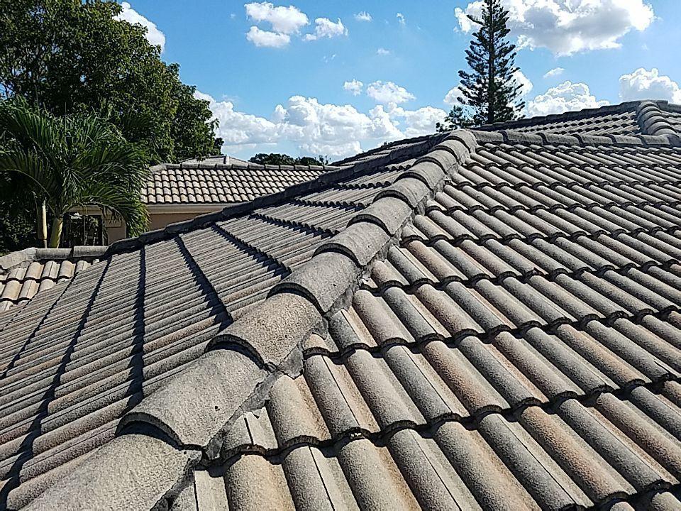 Cooper City, FL - Tile roof replacement estimate in Cooper City, FL