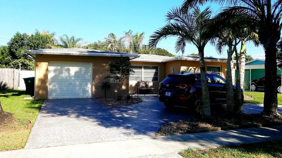 Cooper City, FL - Gaf Timberline hd shingle and flat re-roof estimate in Cooper City, FL