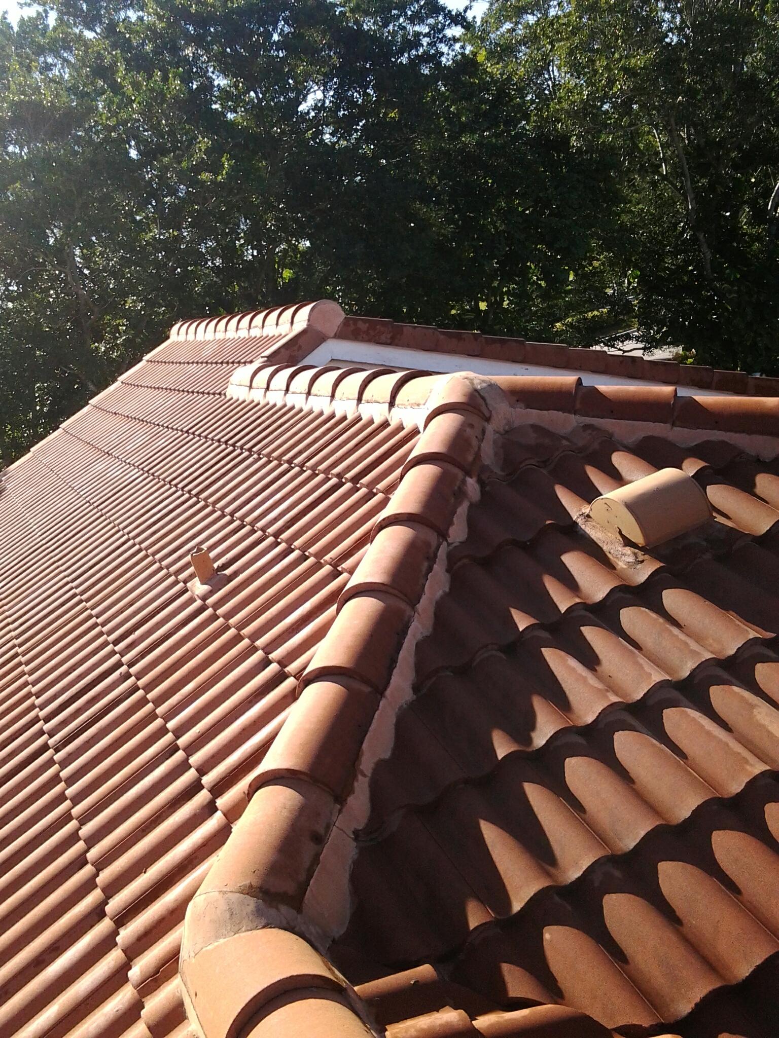 Weston, FL - Roof a cide roof