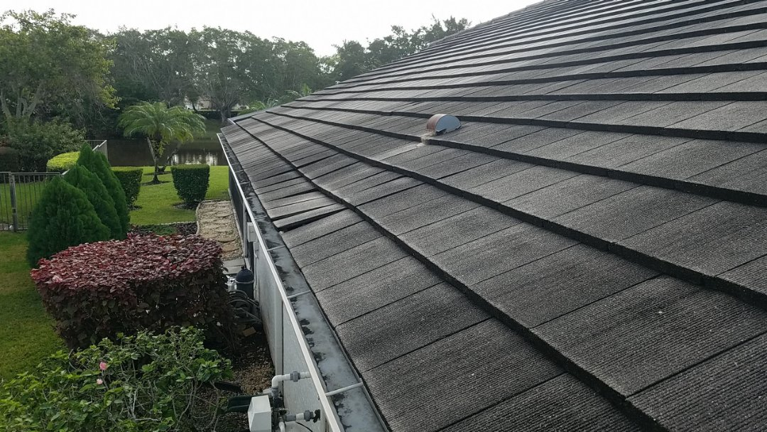 Weston, FL - Tile roof replacement estimate in Weston, FL