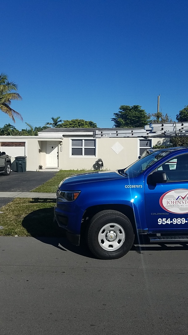 North Miami, FL - GAF timberline HD shingles reroof estimate by Earl Johnston Roofing Company
