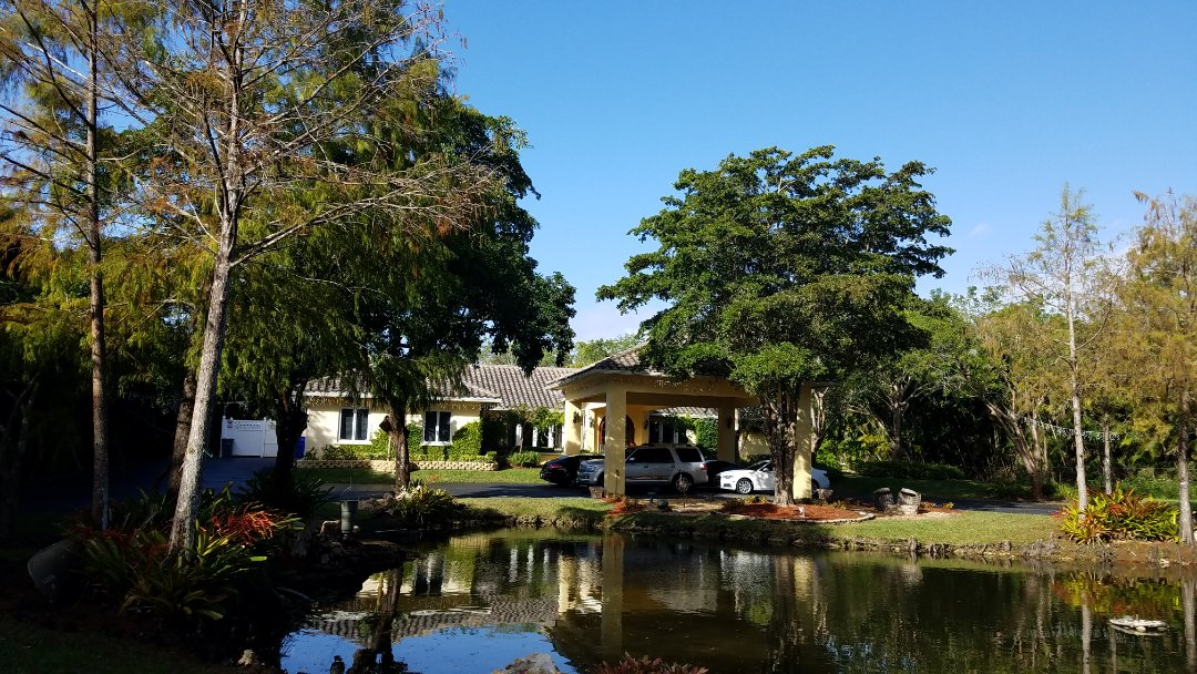 Southwest Ranches, FL - Tile roof cleaning and maintenance estimate in Davie, FL