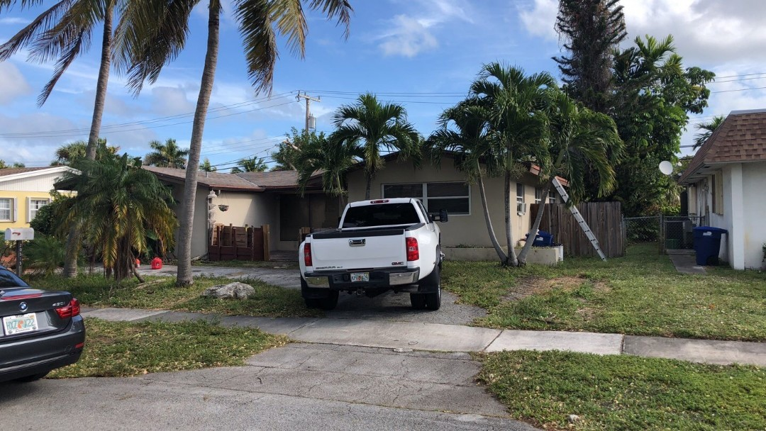 Hallandale Beach, FL - GAF timberline HD shingles reroof estimate by Aj from Earl Johnston Roofing Company