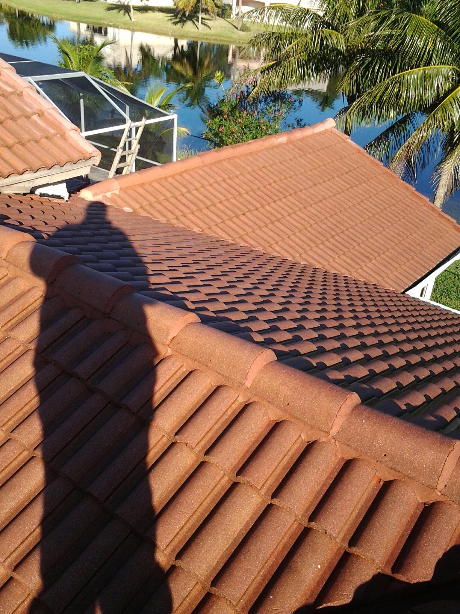 Pembroke Pines, FL - Roof a cide roof