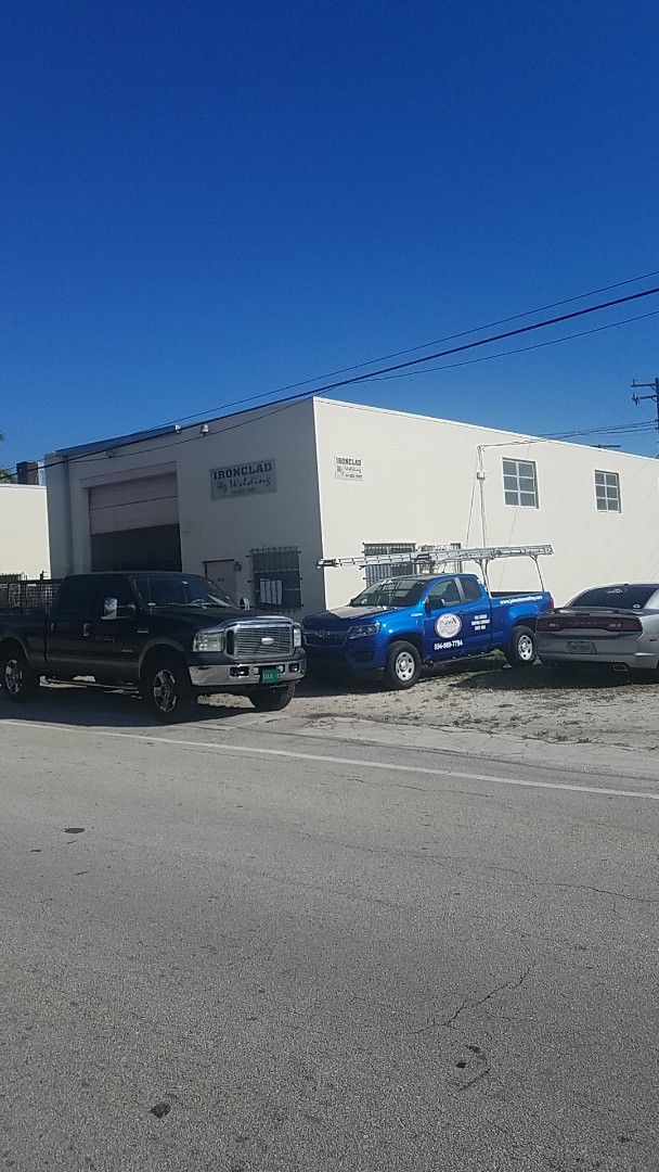 Dania Beach, FL - Commercial roof replacement estimate by Earl Johnston Roofing Company