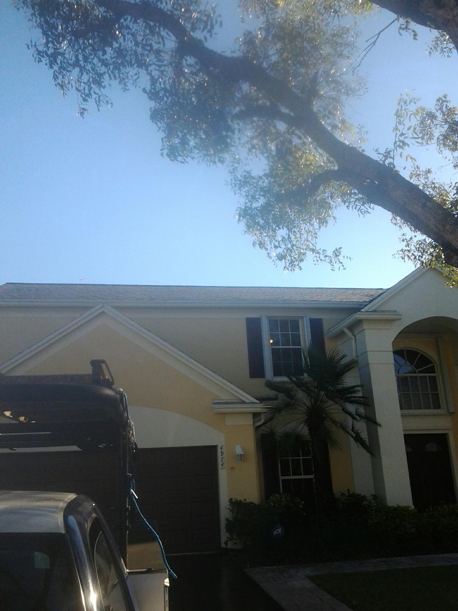 Cooper City, FL - Roof a cide