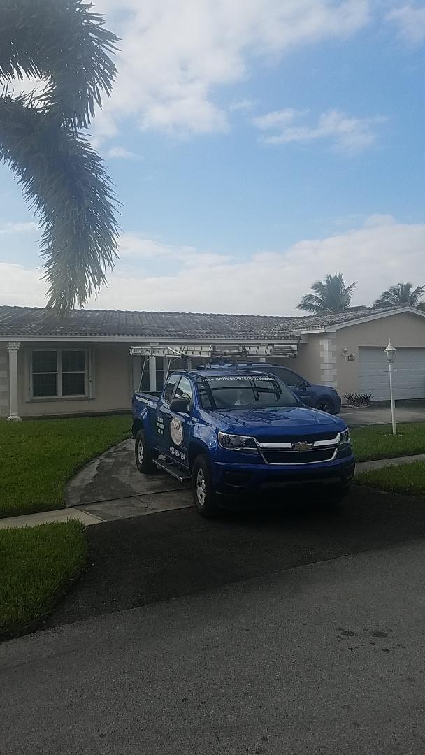Pembroke Pines, FL - Eagle Malibu tile reroof estimate by Earl Johnston Roofing Company