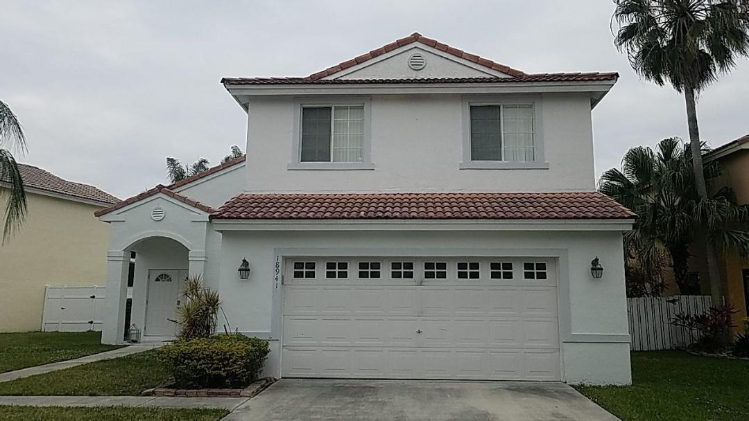 Pembroke Pines, FL - Tile roof replacement estimate in Pembroke Pines Florida