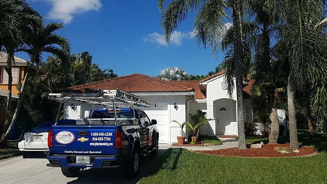 Pembroke Pines, FL - Tile re-roof estimate in Pembroke Pines Florida