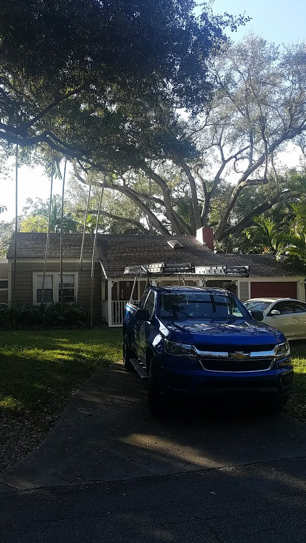 Biscayne Park, FL - GAF timberline HD shingles reroof estimate by Earl Johnston Roofing Company