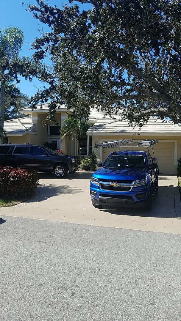 Coral Springs, FL - Eagle Malibu tile reroof estimate by Earl Johnston Roofing Company