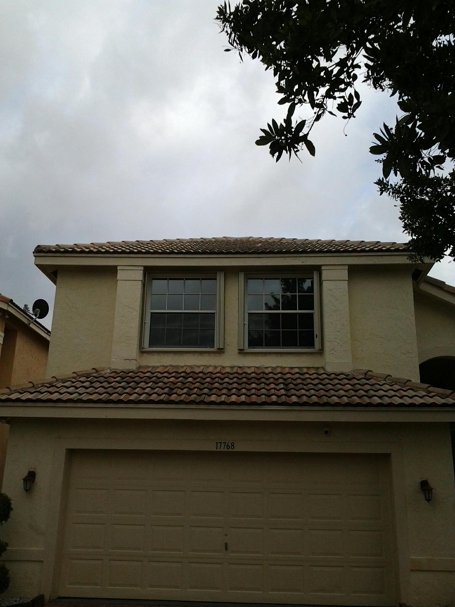 Miramar, FL - Roof a cide roof