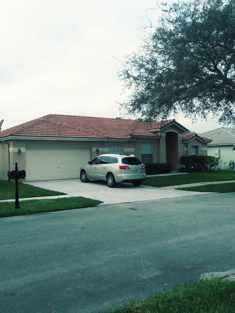 Miramar, FL - Finished eagle medium profile roof tile by earl w Johnston roofing llc