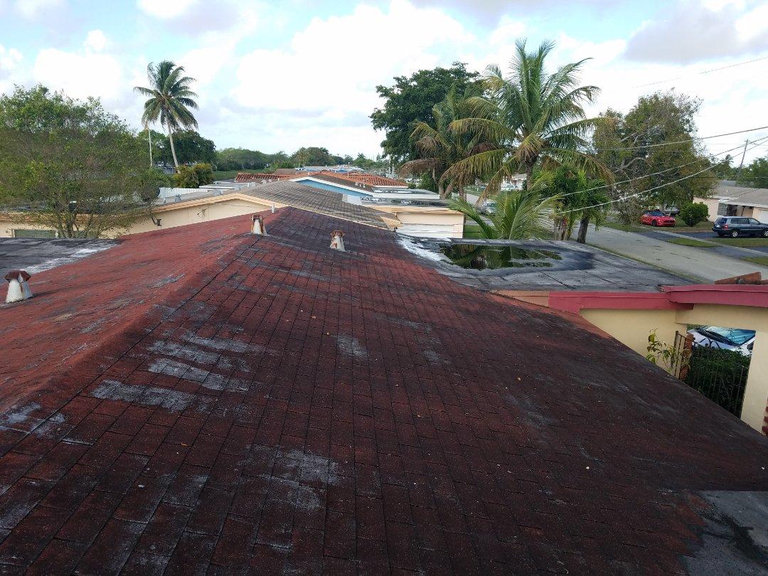 Sunrise, FL - Shingle roof replacement estimate in Sunrise, FL