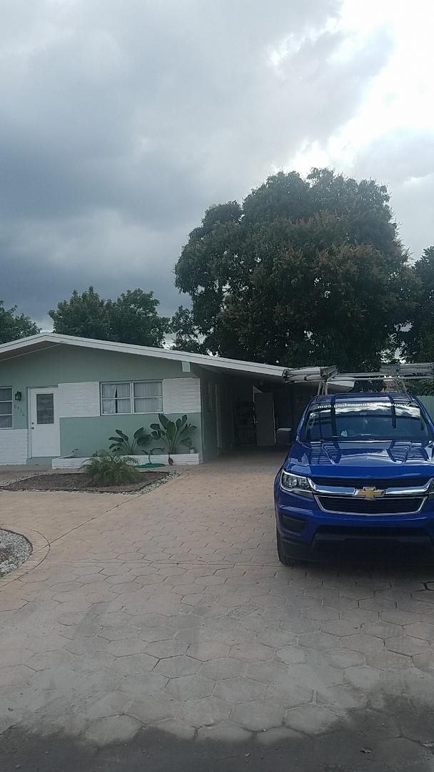 Miramar, FL - GAF timberline HD shingles reroof estimate by Earl Johnston Roofing Company