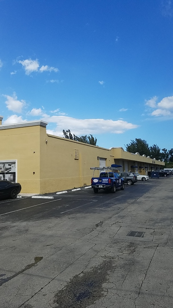 Hallandale Beach, FL - Commercial roof replacement estimate by Earl Johnston Roofing Company