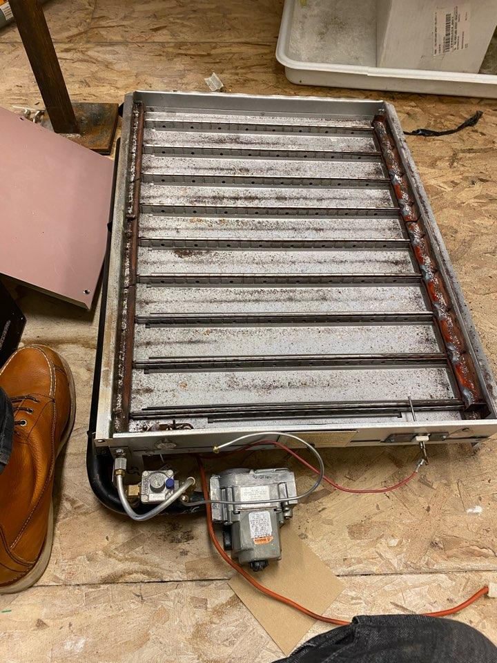 Hooksett, NH - Gas valve replacement