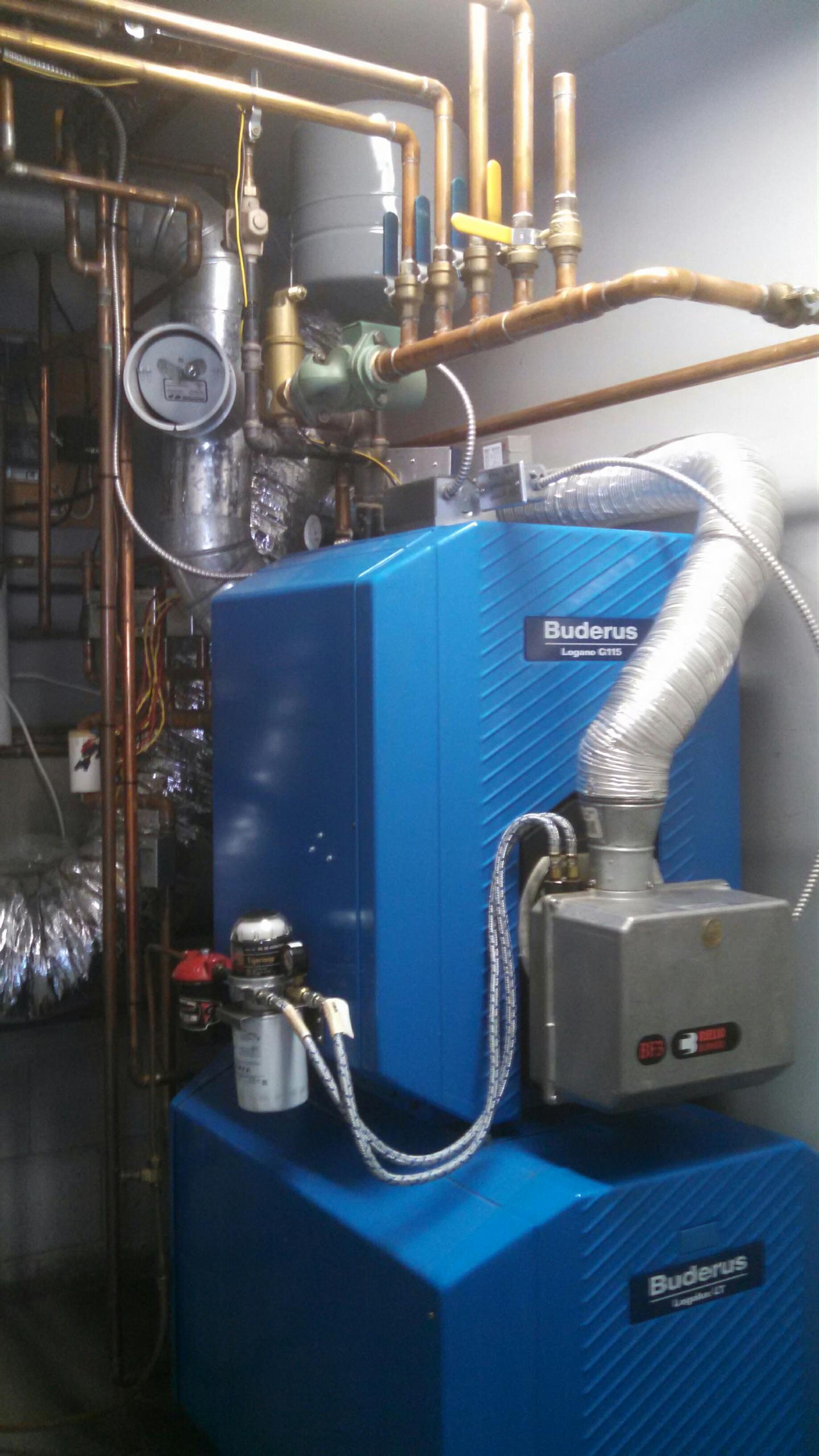 Tuxedo Park, NY - Oil boiler service