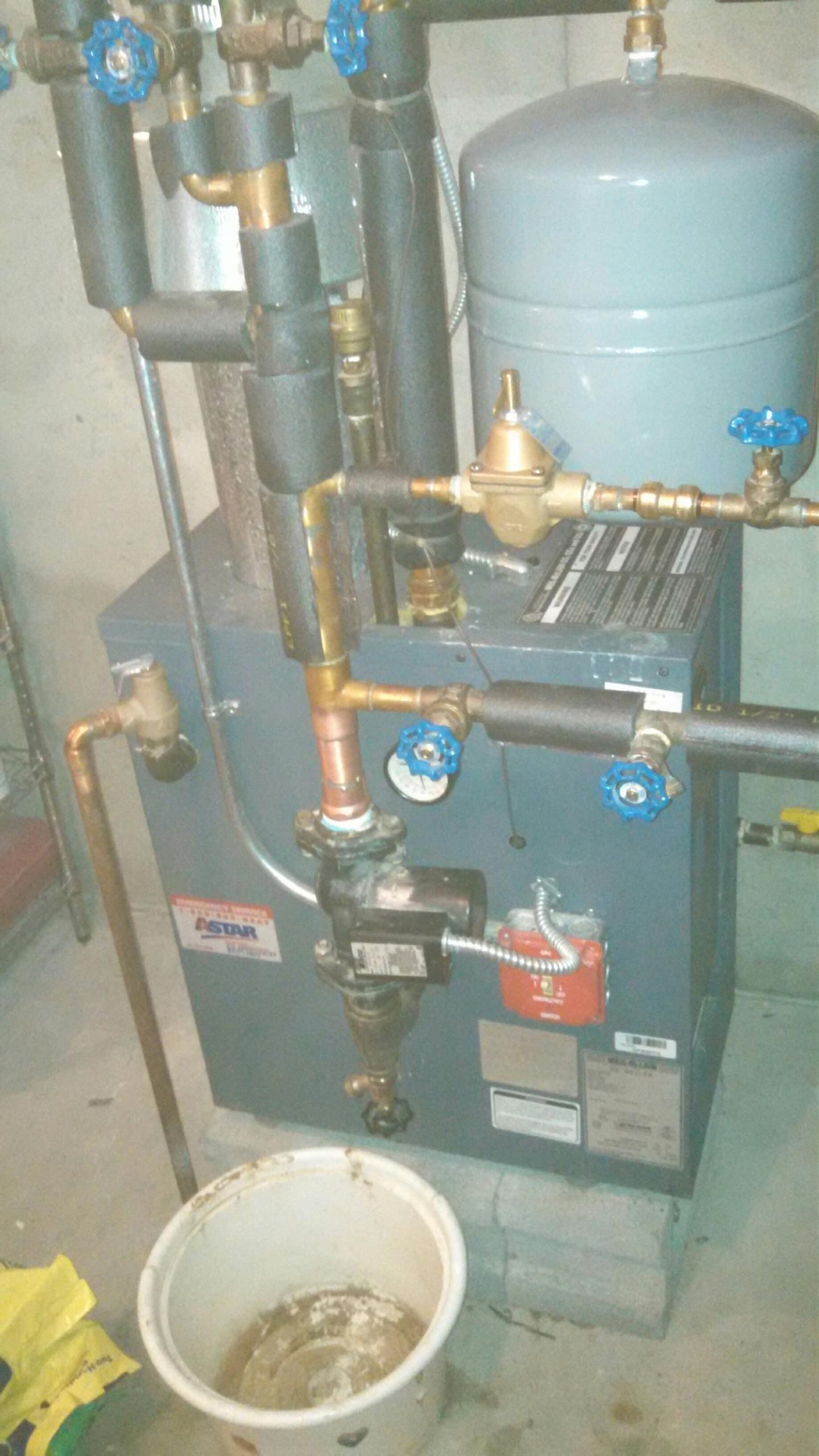 Greenwood Lake, NY - Boiler service